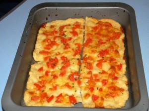 Pizza farina Molino Chiavazza