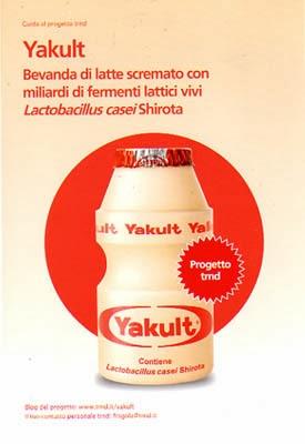 Yakult, Lactobacillus casei Shirota (LCS)