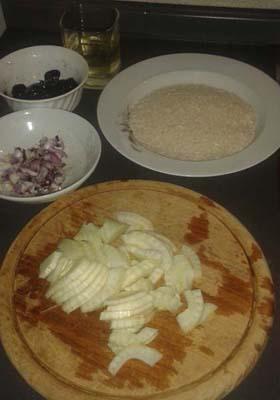 risotto-finocchi-olive-ingredienti