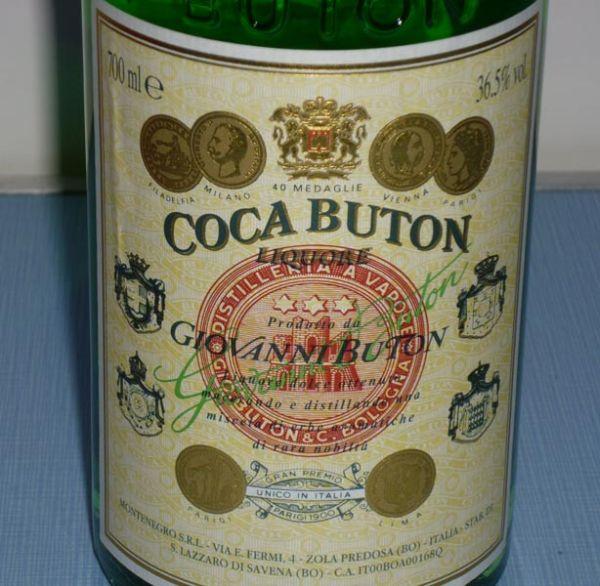 Coca Buton