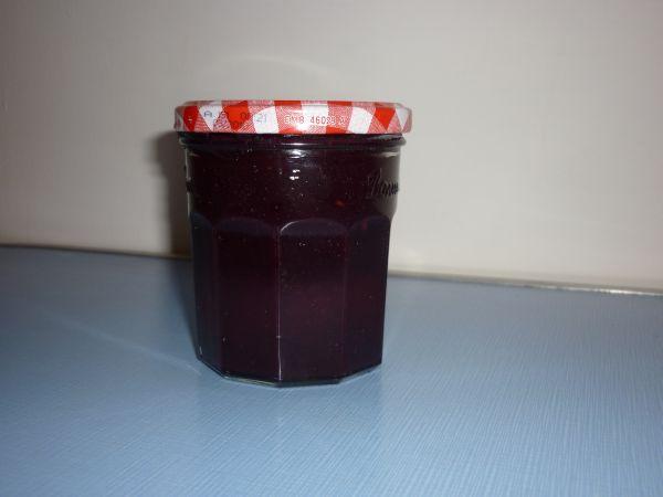 gelatina di uva fragola